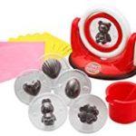 立体チョコが作れる動物型付「くるくるチョコレート工場」が予約開始!