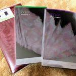 【coleto】の手帳カバー本体と日記と買ってみた