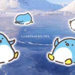 見た目涼しい!かわいい!ペンギンアイテム